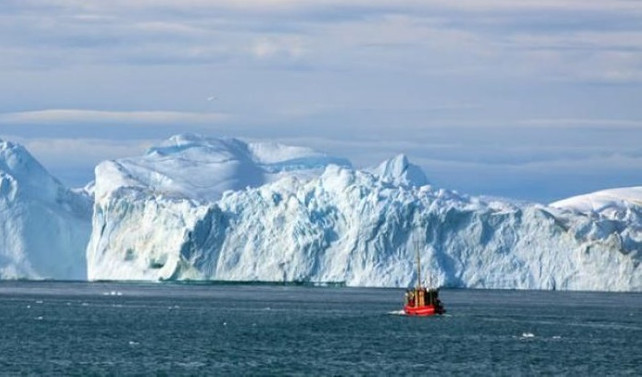 Grönland'da arama faaliyetleri durduruldu
