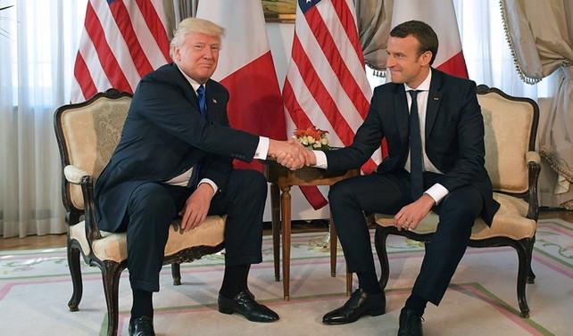 Fransa ile ABD, Suriye'yi beraber vuracak
