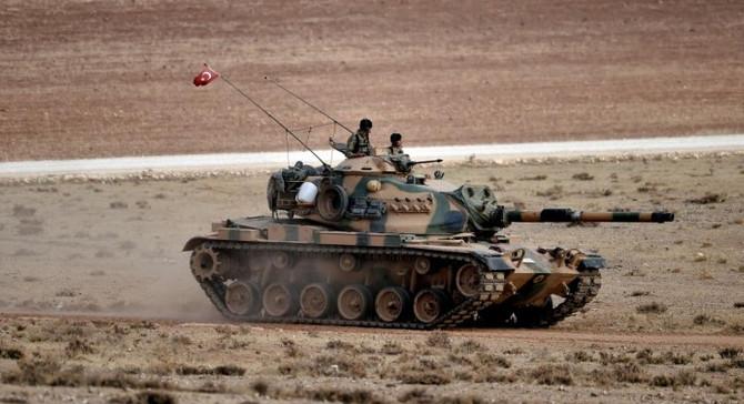 Türkiye, YPG'yi bombaladı