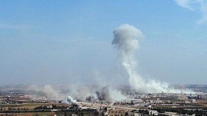 'Suriye'de kimyasal saldırı hazırlıkları görüyoruz'