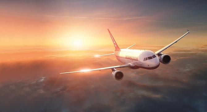 Atlasglobal'in Beyrut uçuşları başladı