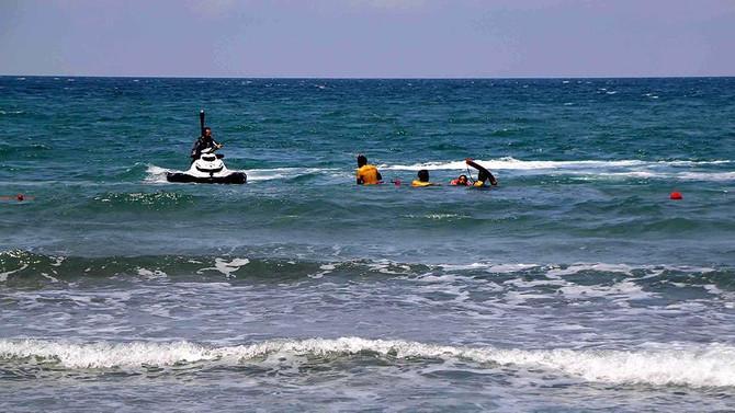 11 günde 56 kişi boğulmaktan kurtarıldı