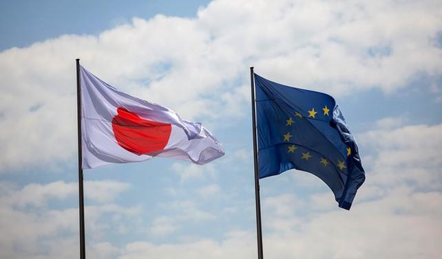 AB ve Japonya serbest ticaret görüşmelerine hız verdi