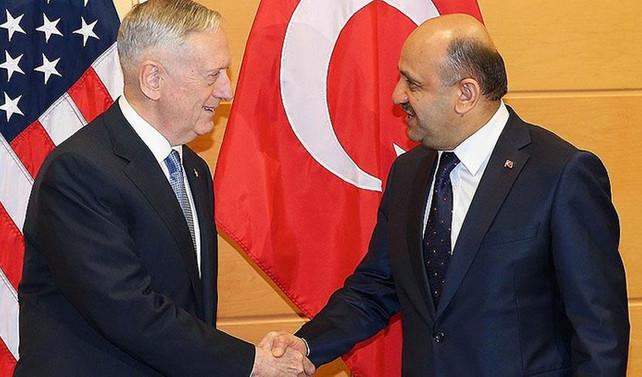 Mattis: YPG ile ilişkiler zorunluluktan kaynaklı