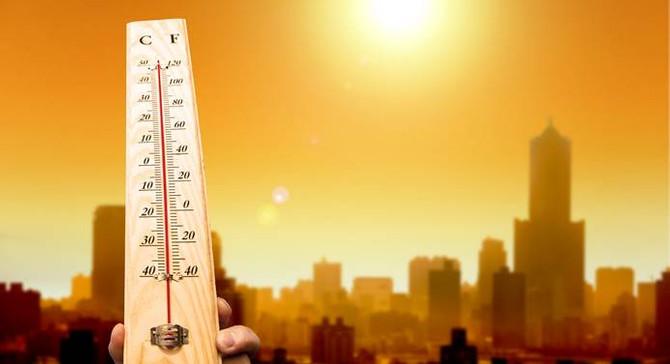 Batıda sıcaklıklar 4 derece artacak