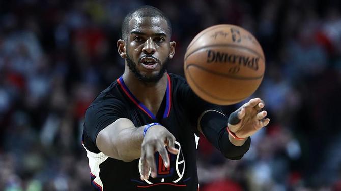 Paul 7 oyuncu karşılığında Rockets'ta