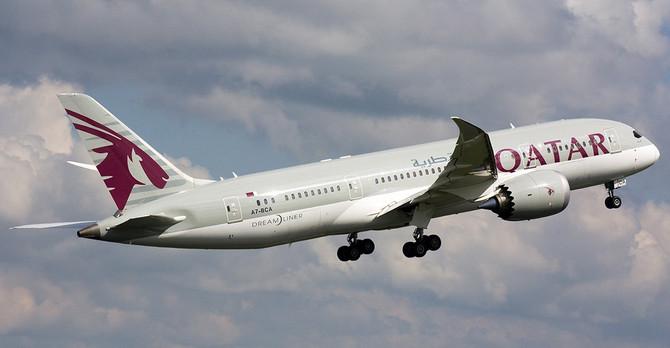 Katar Havayolları kısıtlamalara rağmen 510 bin yolcu taşıdı