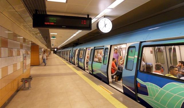 EBRD'den İstanbul metrosuna 88 milyon euro