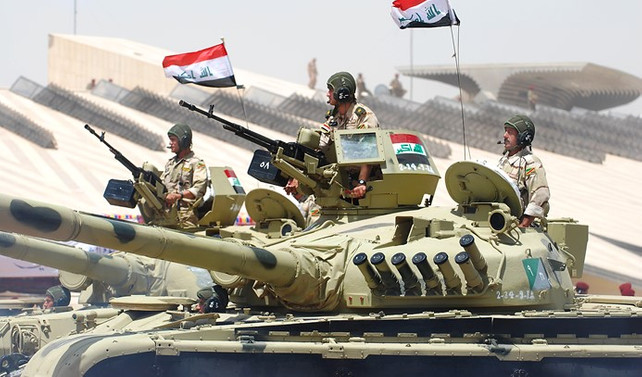 Irak televizyonu: DEAŞ çöktü