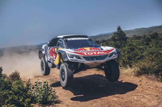 Peugeot, yeni 3008DKR Maxi ile zaferlerini devam ettirmeyi hedefliyor