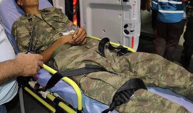 Muğla'da 3 günde 87 asker rahatsızlandı
