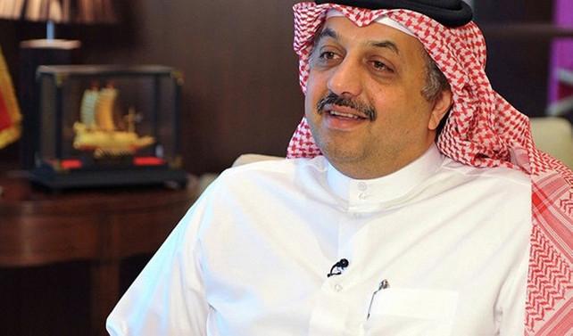 Katar savunma bakanı Türkiye'de