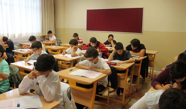 TEOG'da ilk kez matematik barajını aştık