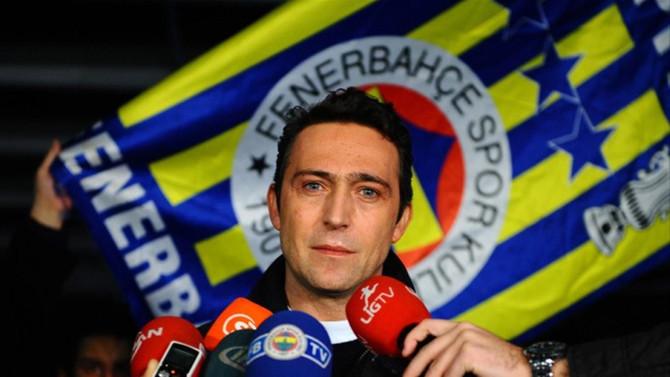 Ali Koç Fenerbahçe başkanlığa adaylığını açıkladı