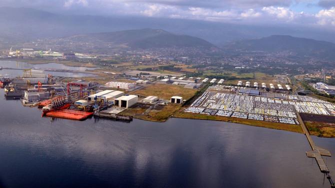 Sanayi kentinin ihracatı 5 milyar doları aştı