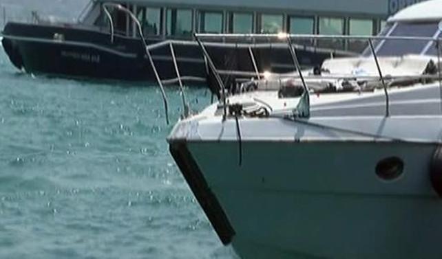 Şampiyonluk kutlaması sırasında tekne kazası: 2 yaralı