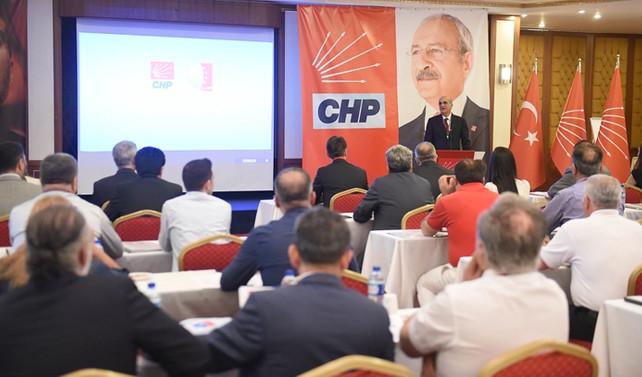 CHP'nin Yurt Dışı Birlikleri Ankara'da toplandı