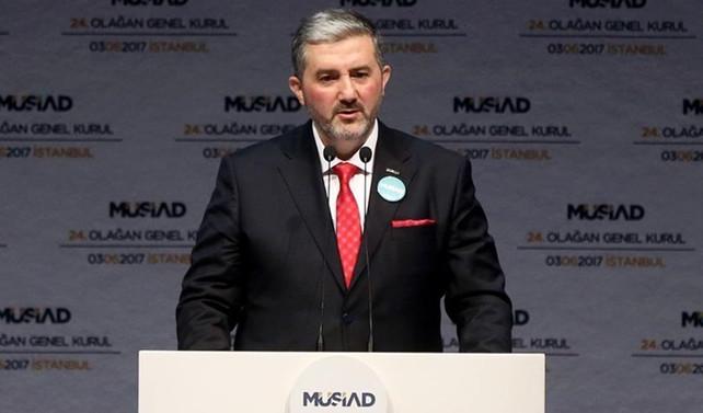MÜSİAD yeni başkanını seçti