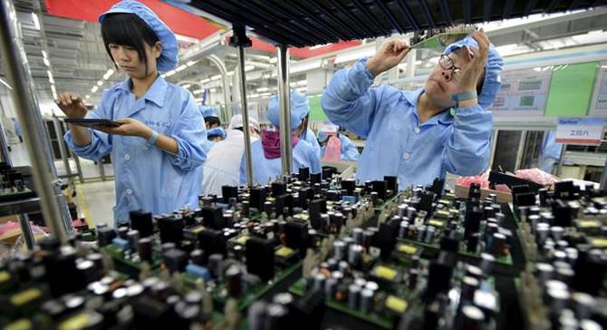Japonya'nın sanayi üretimi hızlı düşüşte