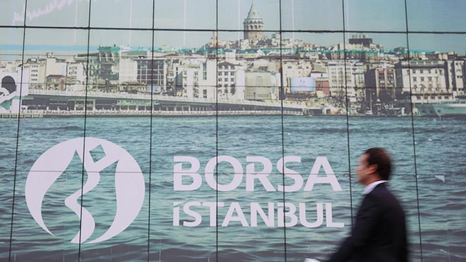 Borsa, haftalık kapanış rekorunu kırdı