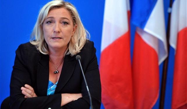 Le Pen hakkında soruşturma açıldı