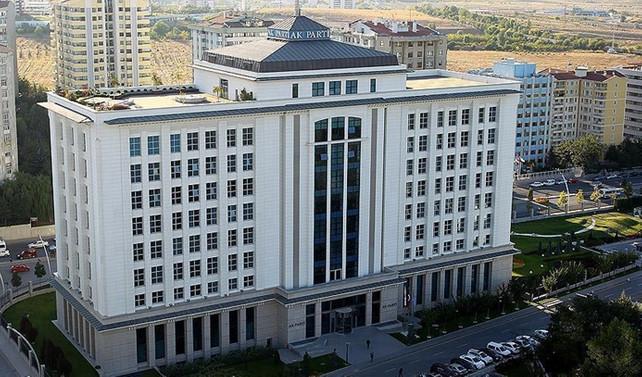 AK Parti MKYK toplantısı sona erdi