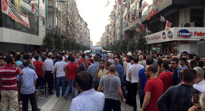 Güngören'deki silahlı çatışmada 15 kişi gözaltına alındı