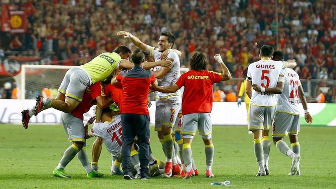 Süper Lig hasreti 14 yıl sonra bitti