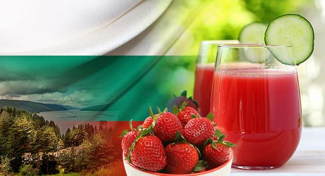 Bulgar firma çilek konsantresi komple üretim hattı istiyor