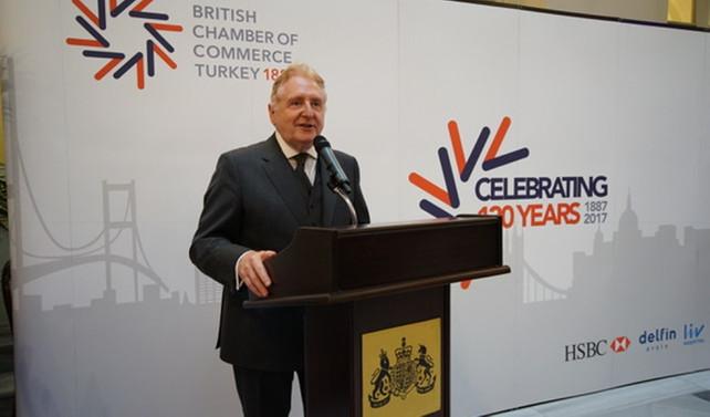 'Brexit'te Türkiye için formül eminim bulunur'