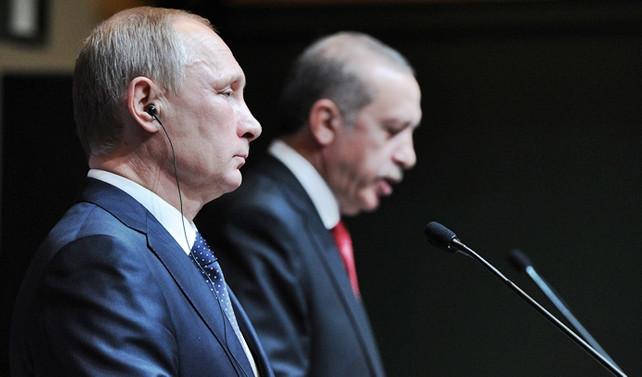Erdoğan, Putin ile Katar krizini görüştü