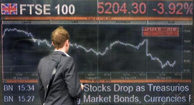 Küresel piyasalar karışık görünüyor