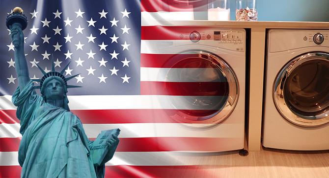 Amerikan firma çamaşır yıkama makineleri satın alacak