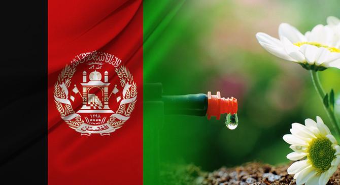 Afgan firma damla sulama sistemi tedarikçileri arıyor