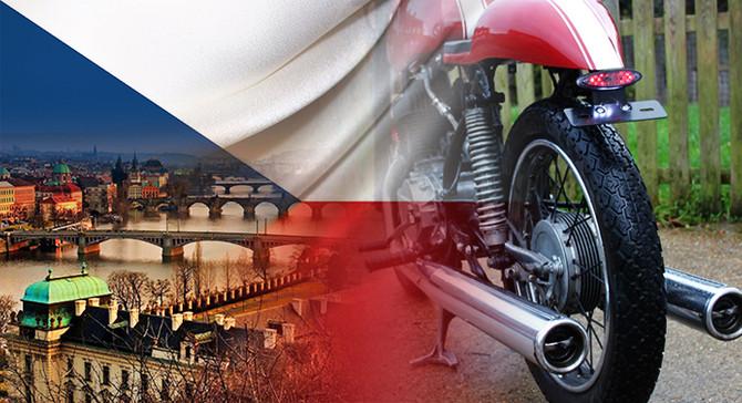 Çekyalı firma Jawa motosiklet eksozu talep ediyor