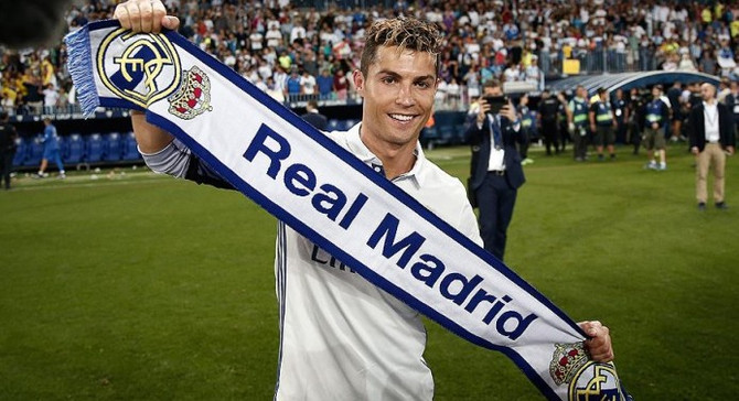 Kupa, ödül ve rekorların adamı Ronaldo