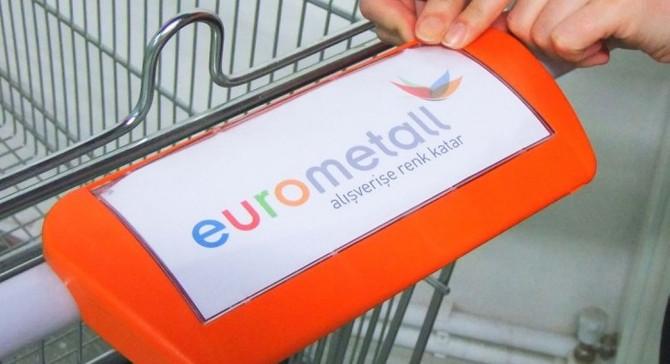Eurometall, yeni sitesi ile işletmelerin hizmetinde