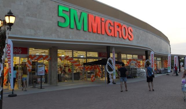 Migros mayısta 20 mağaza açtı
