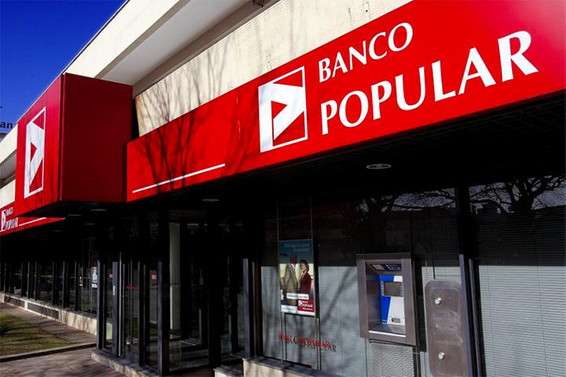 Santander, Banco Popular'ı 1 euroya satın aldı