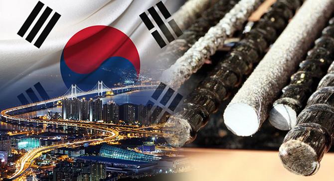Güney Kore için bazalt inşaat demiri talep ediliyor
