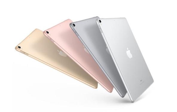 10.5 inçlik yeni iPad Pro ön siparişle satışta