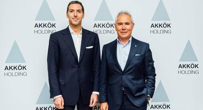 Akkök Holding hedef büyüttü