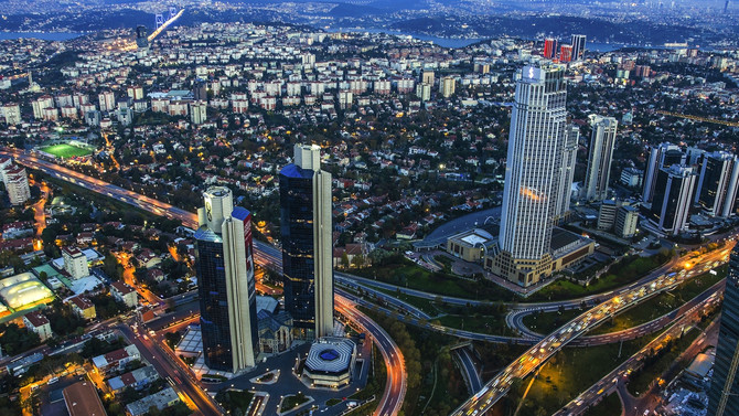 İstanbul'a yeni meydan
