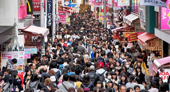Japonya, tahmin edilenden yavaş büyüdü