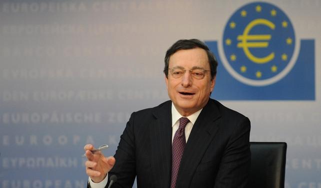 ECB, Enflasyon ve büyüme tahminlerini değiştirdi