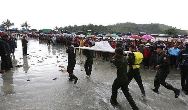 Düşen uçaktaki 31 kişinin cesedine ulaşıldı