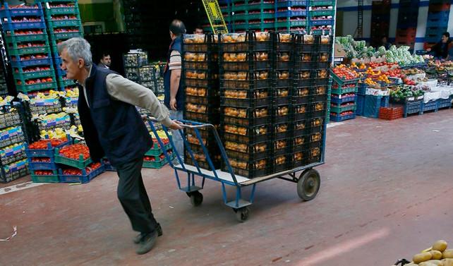 Yaş meyve ve sebze ihracatı yüzde 15 arttı