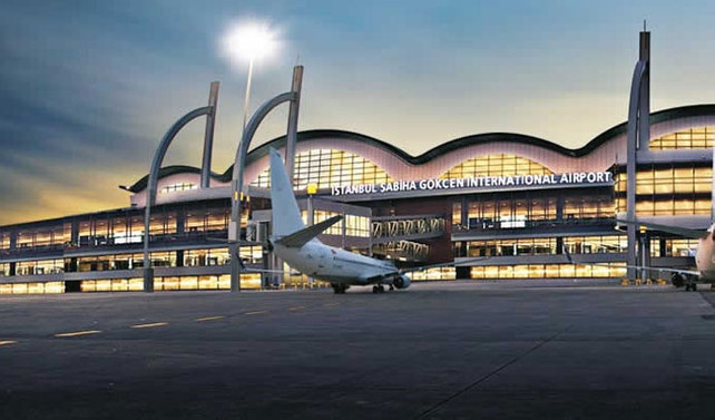 TAV, Sabiha Gökçen Havalimanı ile ilgileniyor