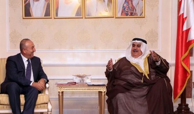 Bahreyn dışişleri bakanı Türkiye'ye geliyor