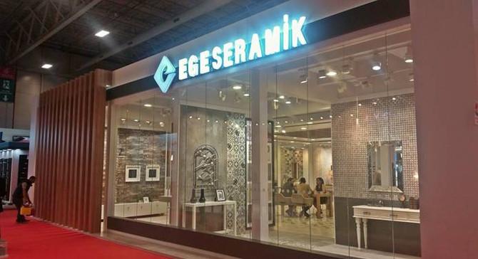 Ege Seramik, Turquality destek programına alındı